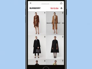 Burberry B Series